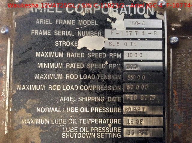 12VAT25GL + JGC-4 – ABS Oilfield Supply