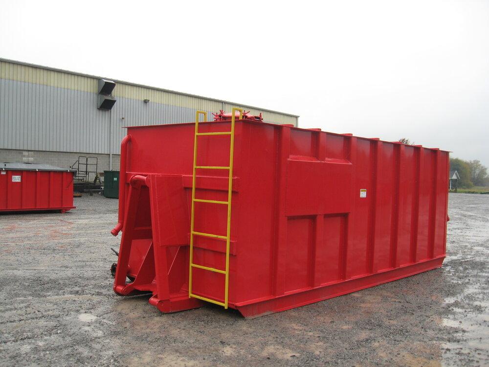Mini Industrial Storage Frac Tank